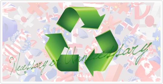 インディケーターを捨てるための覚悟と思考のリサイクル