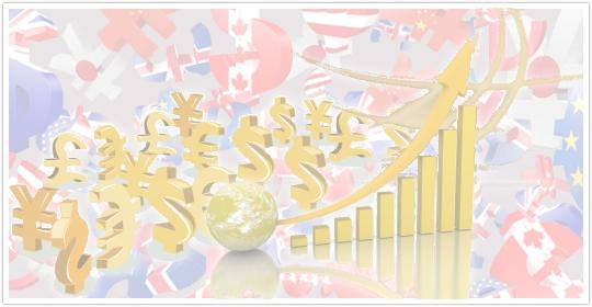 通貨ペアが他の相場の影響を受けて推移している様子